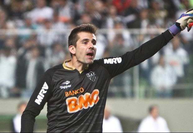 Victor cumprirá suspensão automática no Galo enquanto servirá a Seleção Brasileira