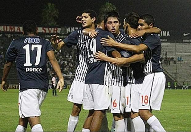 Así se jugarán los cuartos de final de la Copa Perú