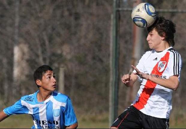 River Plate prueba jugadores