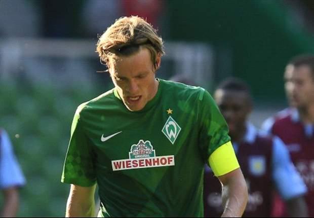 Werder Bremen: Clemens Fritz zurück im Mannschaftstraining