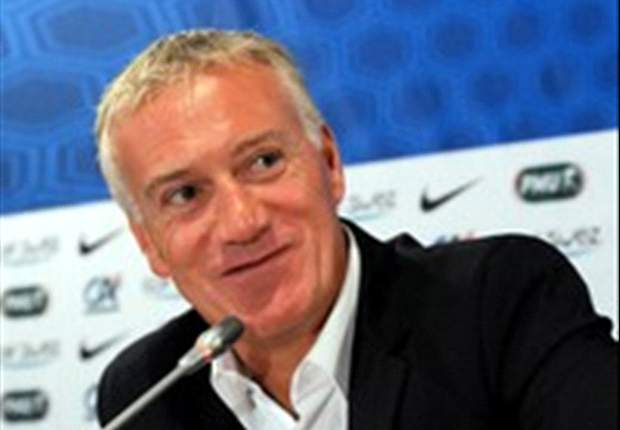 Deschamps claims 'talent has no age' as a number of young players prepare to make their France debut