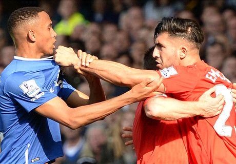 FT: Everton 1-1 Liverpool