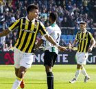 Chelsea's Solanke on Vitesse start