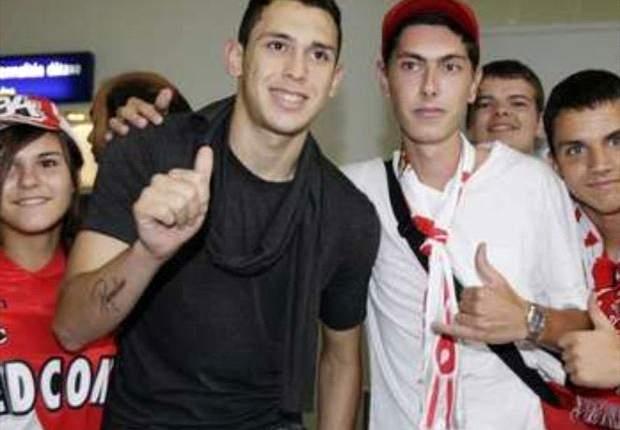 Transferts - Ocampos à Monaco (Off)