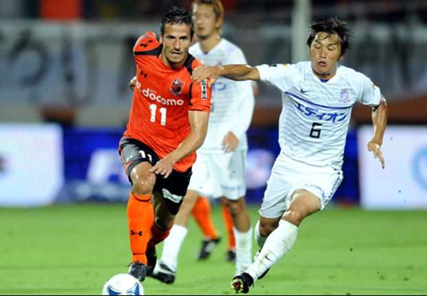 Preview J-League: Jaga Persaingan Papan Atas