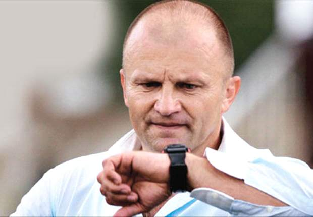 Gor Mahia coach Logarusic: We will finish the job in Nairobi