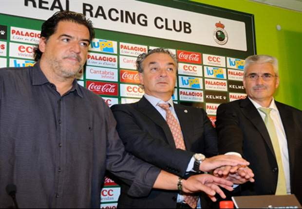 Ángel Lavín llama a la unión por el bien del Racing