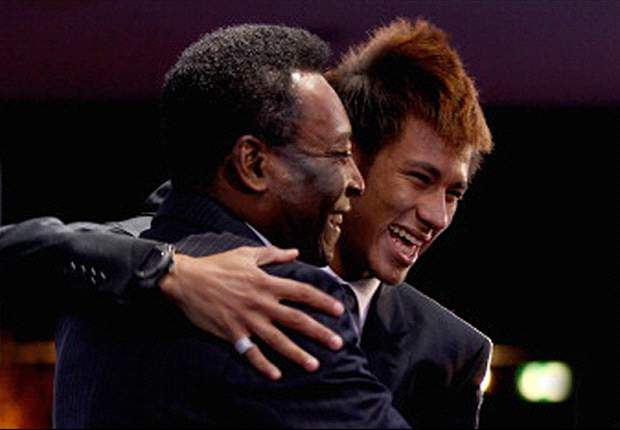 Neymar declared first 'hors concours' since Pele in Brazilian end-of-season awards