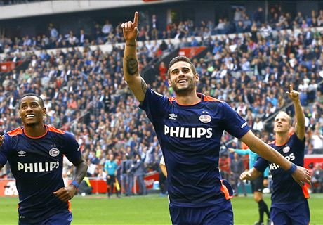 PSV hero Pereiro shows star quality