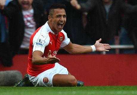 Arsenal arrasador