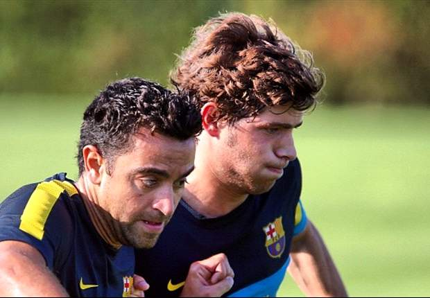 Sergi Roberto can replace Thiago, says Xavi