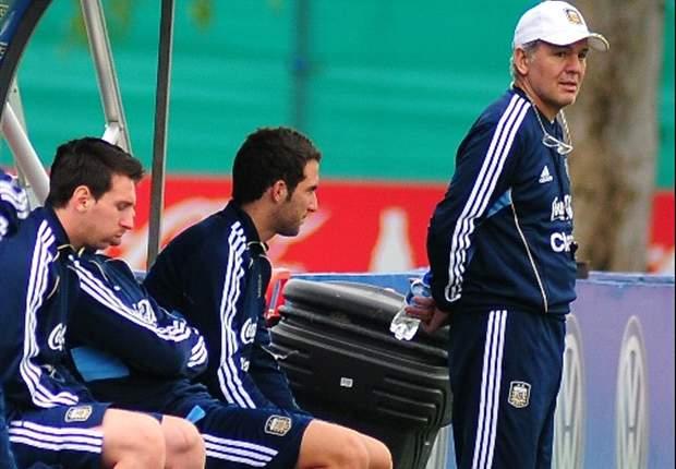 Sabella no definió al equipo para enfrentar a Alemania