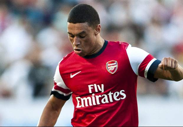 Oxlade-Chamberlain: I'm still learning at Arsenal