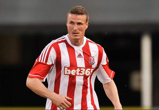 Robert Huth spielt für Stoke City in der Premier League