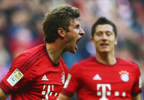COMMENT: Why Bayern will walk title