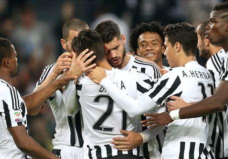 FT: Juventus 3-1 Bologna