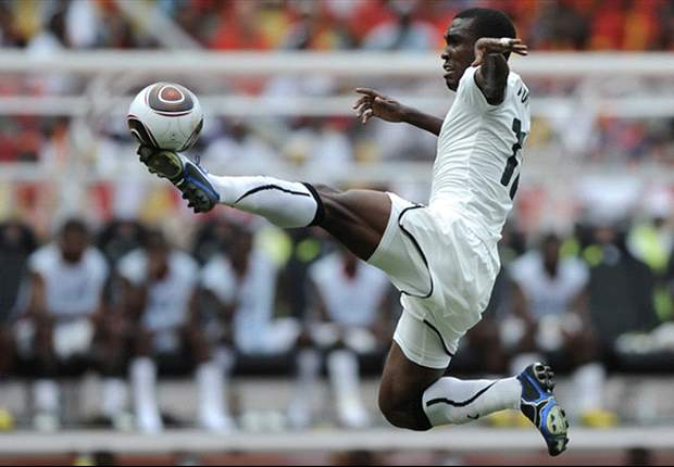 Lee Addy targets a place in Ghana's 2013 Afcon squad