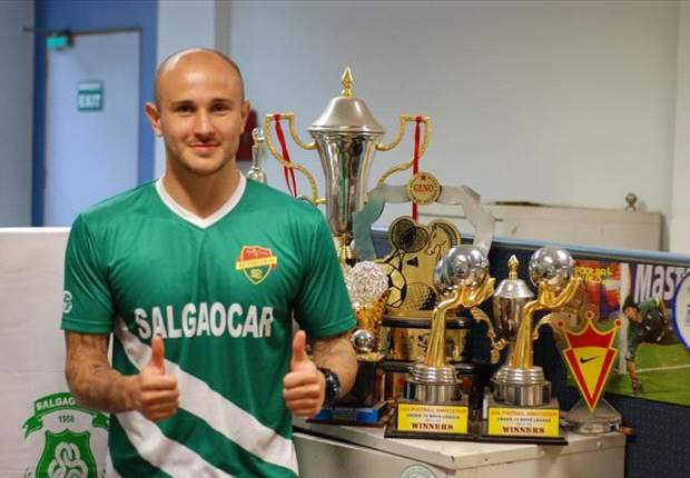 Salgaocar SC sign Australia's Sean Rooney to complete their roster for the 2012-13 season