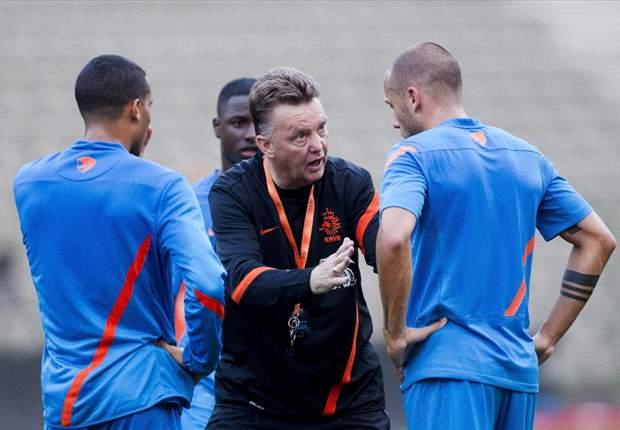 Oranje begint compleet aan laatste training