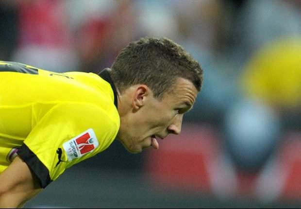 Ivan Perisic Tak Betah Di Borussia Dortmund