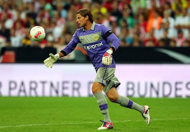 Borussia Dortmunds Roman Weidenfeller: Nie war er besser