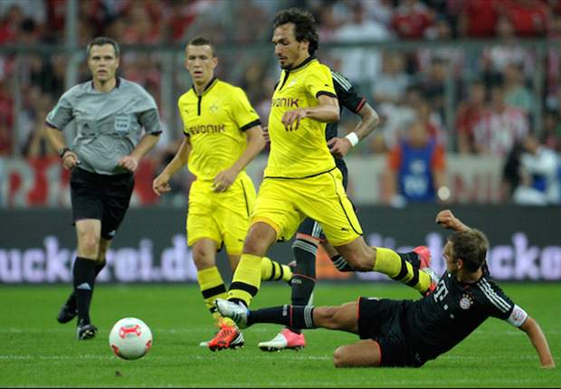 Hummels in the dark over hip injury