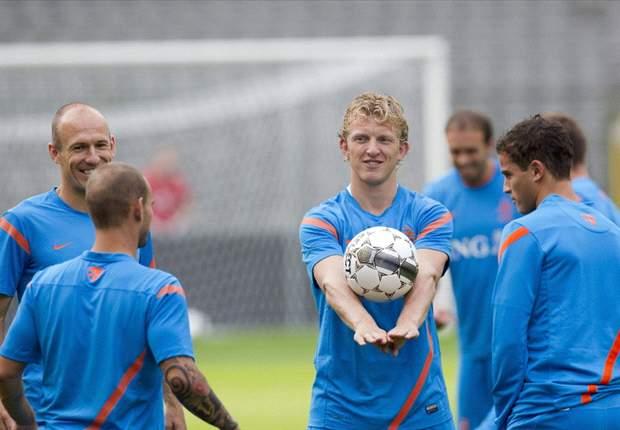 Ibrahim Afellay acertó cambiando Barcelona por Schalke 04, según Arjen Robben