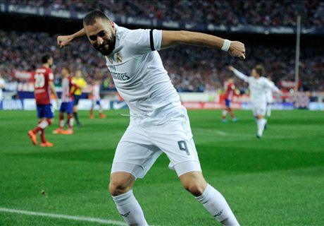 EN VIVO: Atlético 1-1 Real Madrid
