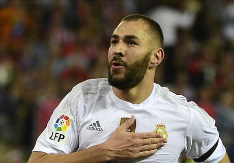 LIVE: Atletico 0-1 Real Madrid