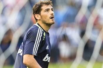 Iker Casillas Siap Bangkit Di Piala Super Spanyol