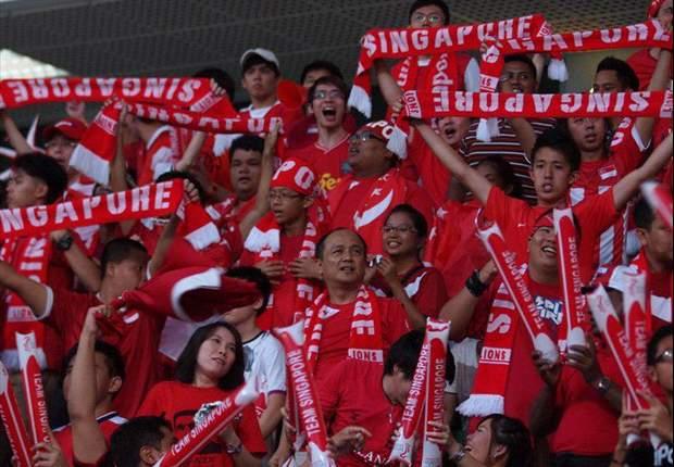 Singapura Kalahkan Hongkong 2-0