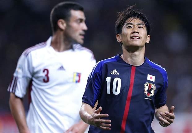 1:1 gegen Venezuela: Latte verhindert Kagawa-Treffer