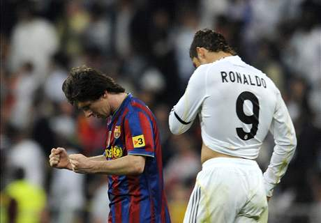 'Messi more complete than Ronaldo'