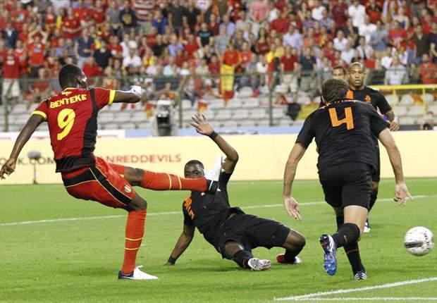 Belgium 4-2 Netherlands: Mertens inspires impressive win for hosts