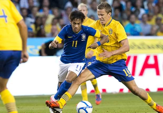 Ibrahimovic all'esame di cinese. La Svezia punta alla goleada nella gara contro la Cina