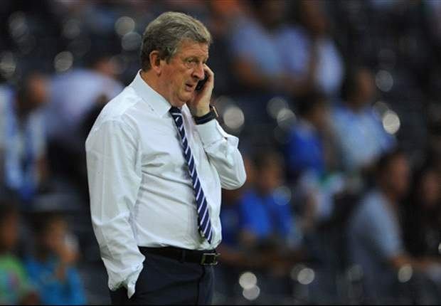 Hodgson happy to settle for World Cup playoffs
