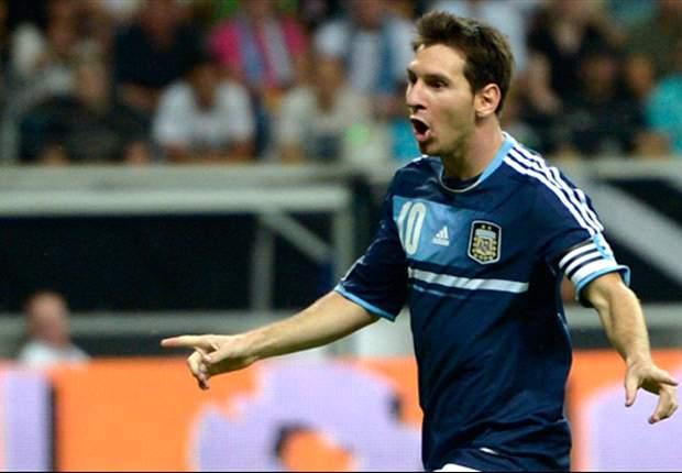"""Lionel Messi: """"Wir konnten die nummerische Überlegenheit ausnutzen"""""""