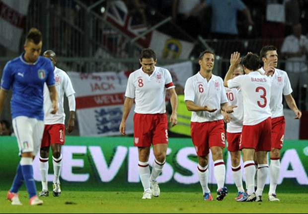Jagielka optimistic about England future after Italy victory