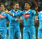 FT: Milan 0-4 Napoli