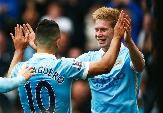 English Premier League: Manchester City crush Stoke City