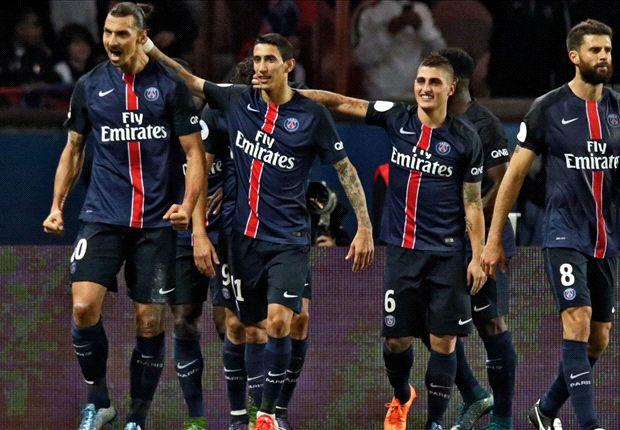 ไฮไลท์  Paris Saint Germain 2 - 1 Lille