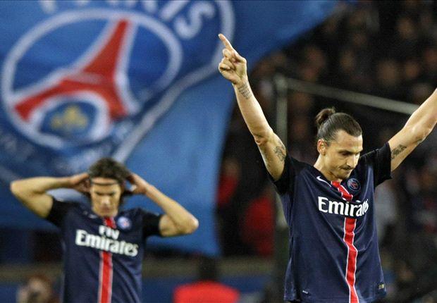 Paris SG-Marseille (2-1), Paris �coeure l