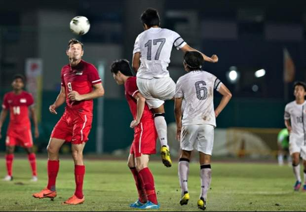 'I thought that Duric was going to make our centerbacks sleep with the lights on tonight' - Hong Kong coach Ernest Merrick on Aleksandar Duric