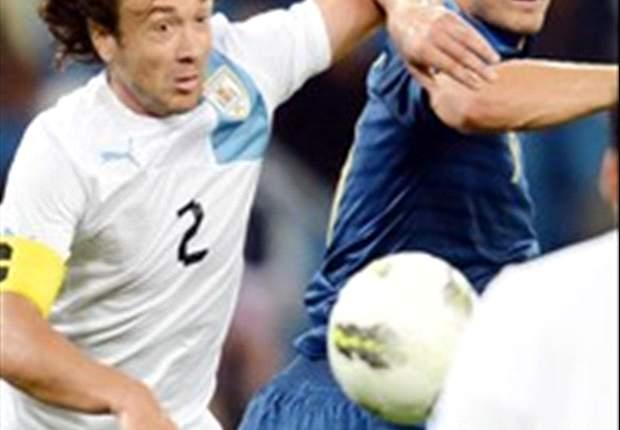 Uruguai e França ficam só no empate