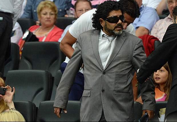 El Diego siempre está
