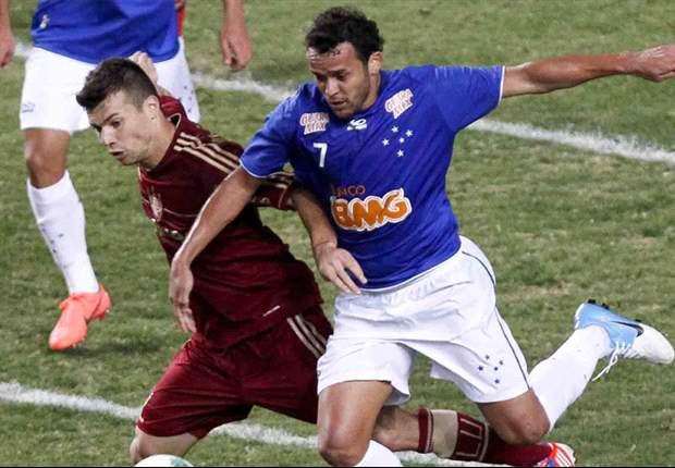 Fluminense 0 x 2 Cruzeiro: equipe celeste carimba faixa tricolor, no 'jogo da taça'