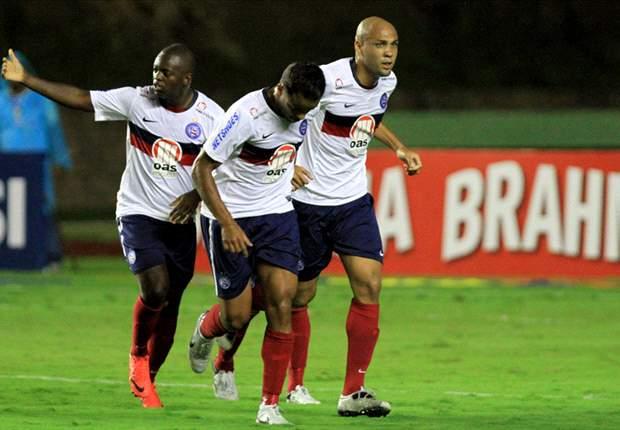 Bahia retorna aos treinos. Zé Roberto pode ser um dos desfalques do elenco