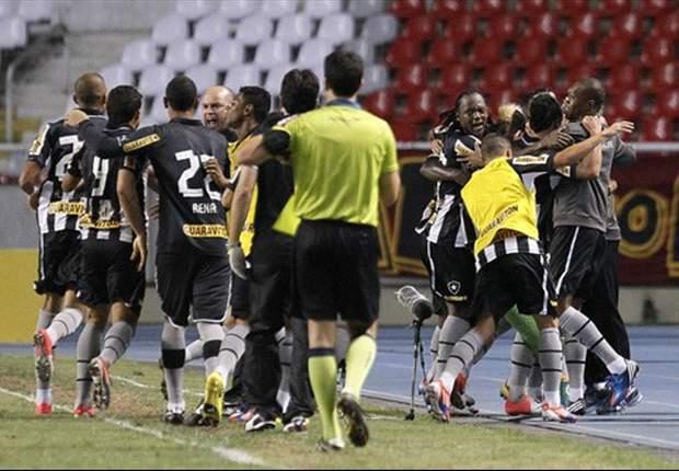 Bruno Mendes é a nova aquisição do Botafogo