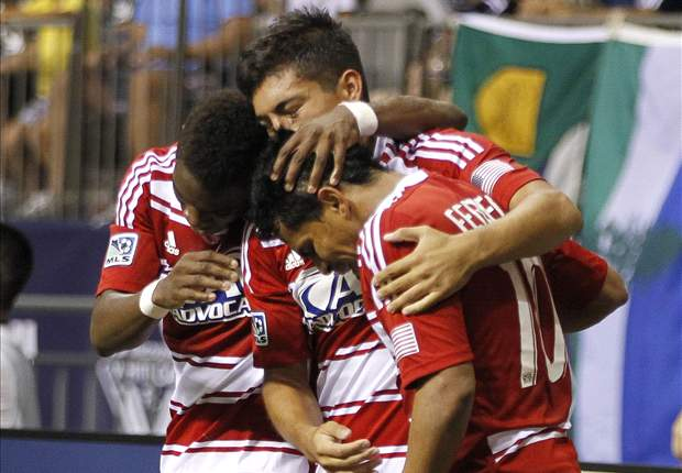 FC Dallas 3-2 Houston Dynamo: Controverisal Cooper goal grabs big win for Hoops