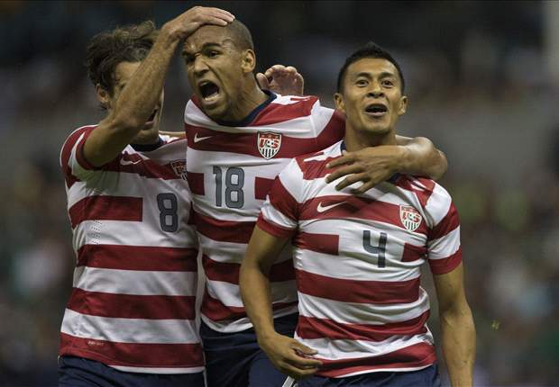 First Azteca win for USA marks history